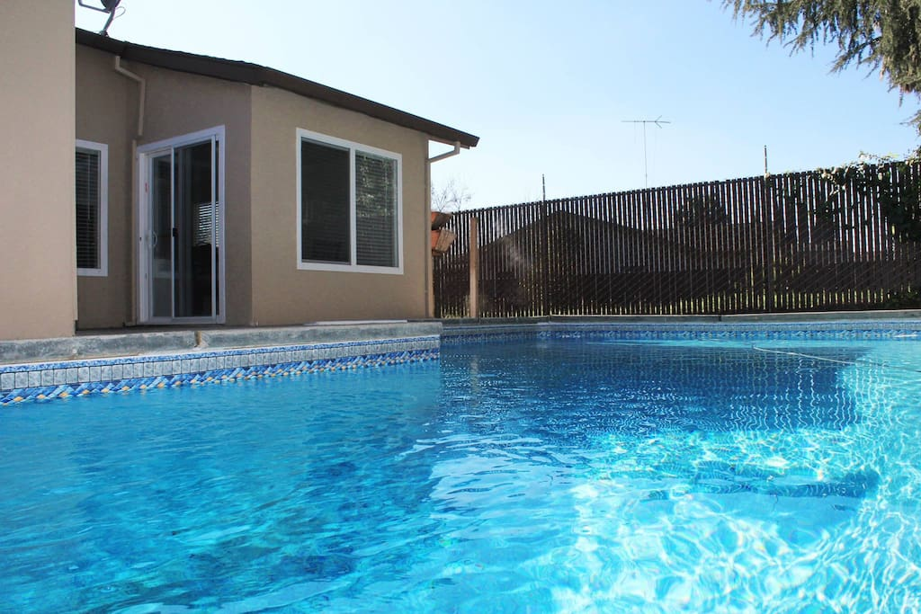 Feel Home Pool Near Downtown Y Houses For Rent In Rancho Cardova California United States