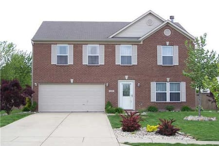 Spacious House 10 mi from Speedway - Brownsburg - Hus