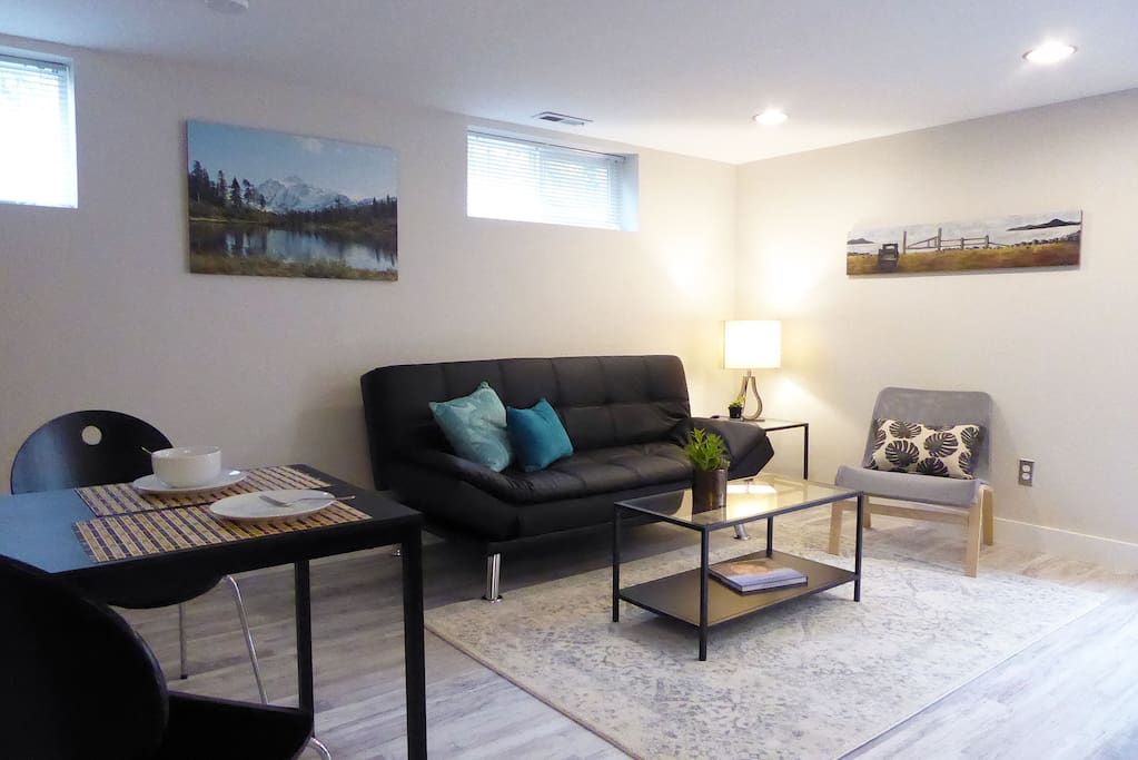 Modern calm 1 bedroom apt phinney greenlake apartments - Seattle 1 bedroom apartments for rent ...