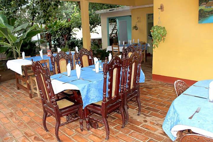 El Ranchon (Habitación 2) - Trinidad - Appartement