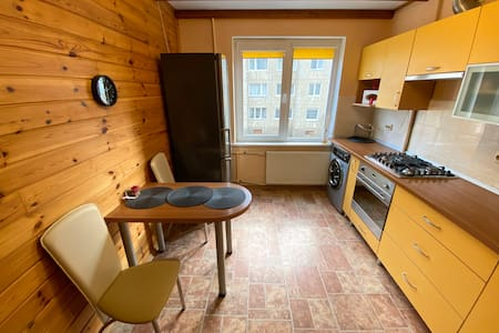 Cozy one bedroom apartment in the city center