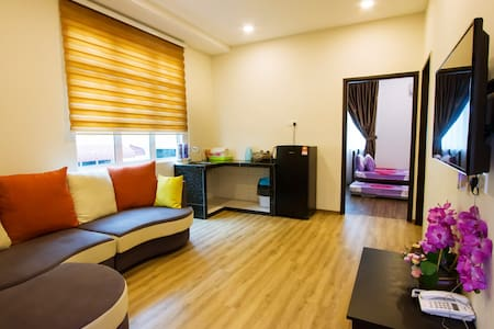 Tropicana Homestay for 10 Person - Guesthouse