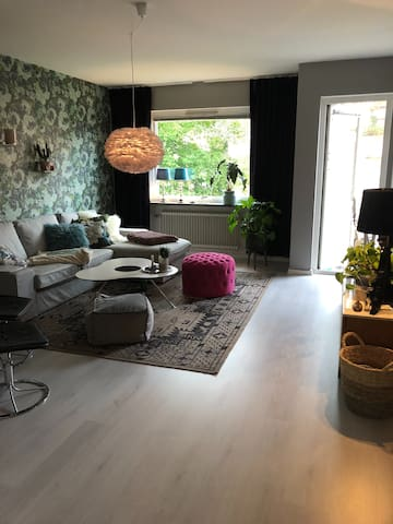 Apartment near the citycenter of Borås.