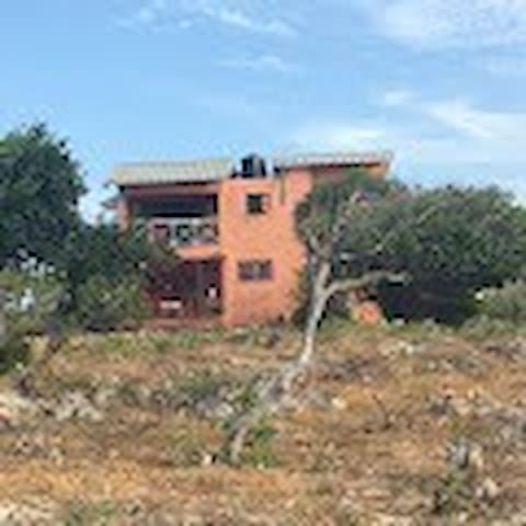 Oceanfront home, great for relaxing - La Isabela - Casa