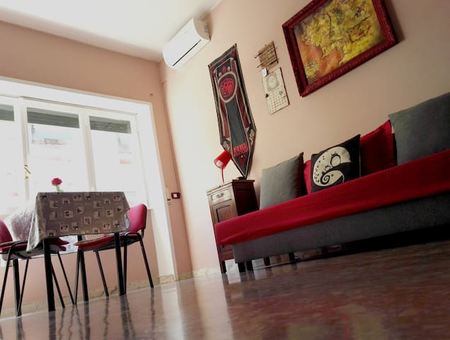 Geeky, romantic and friendly apartment AlePh