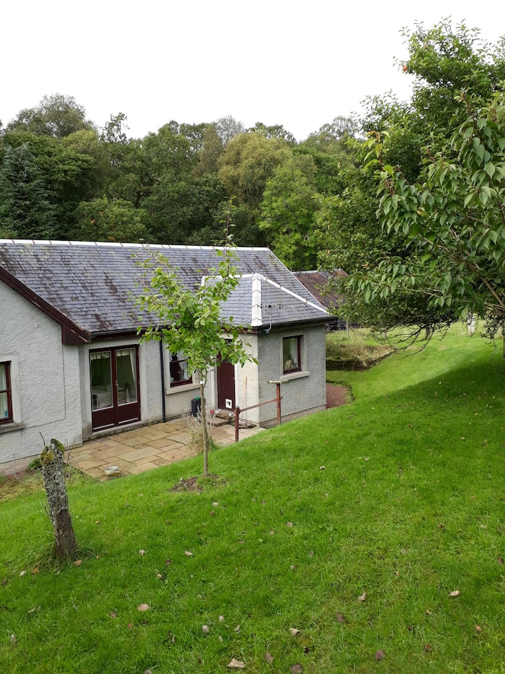 Lower Lechkin Cottage DB