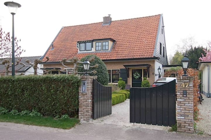 Beautiful house in Blaricum, near Amsterdam - Blaricum - Talo