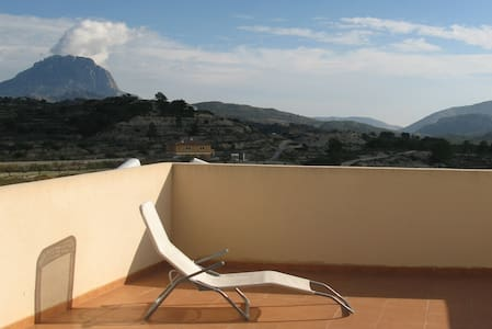Entorno natural en la Costa Blanca - Relleu - Townhouse