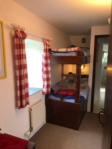 The bunks