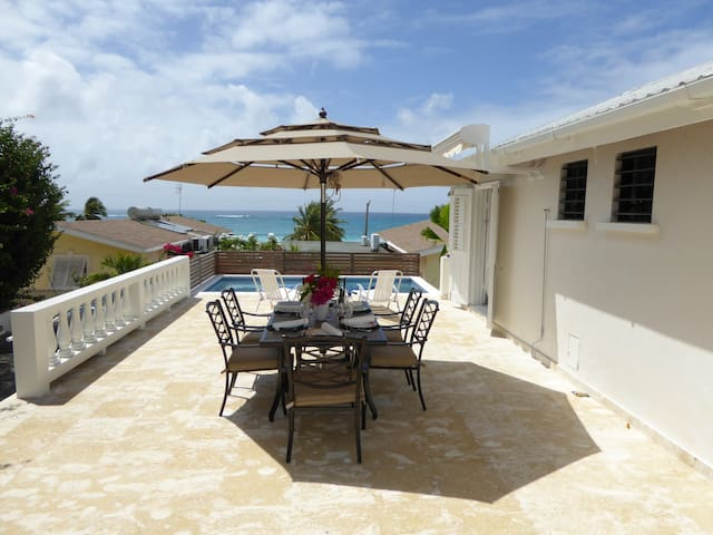 Mon Reve - 4 bedroom house with pool and sea views - Atlantic Shores - House