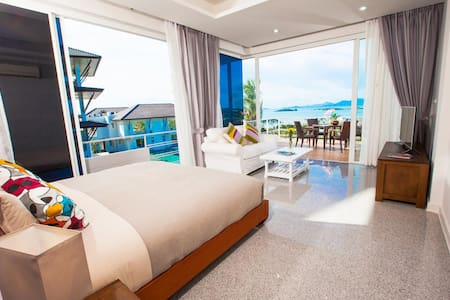 Your Bedroom with stunning views