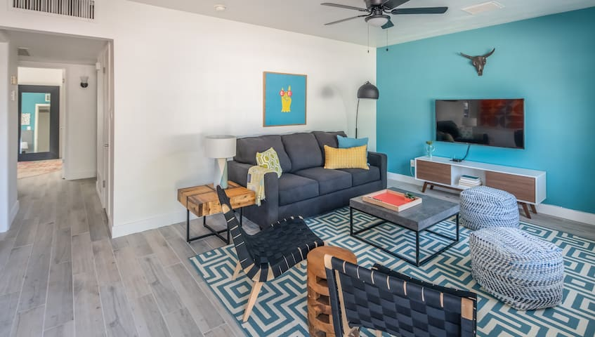 Cozy 3BR Phoenix Home | Back yard by WanderJaunt