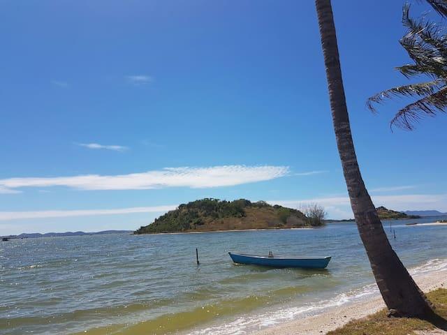 Casa de praia na Região dos Lagos - São Pedro da Aldeia