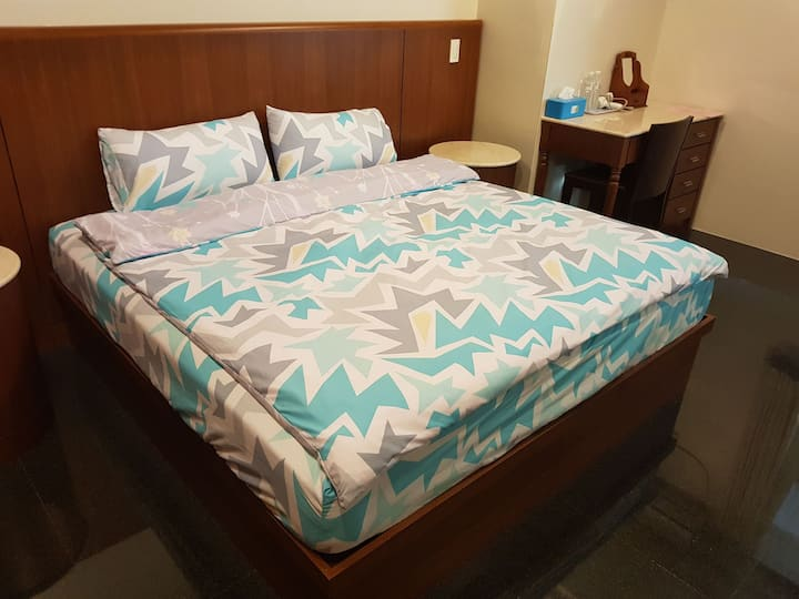 Spacious Room (202) - Near Toucheng Old Street
