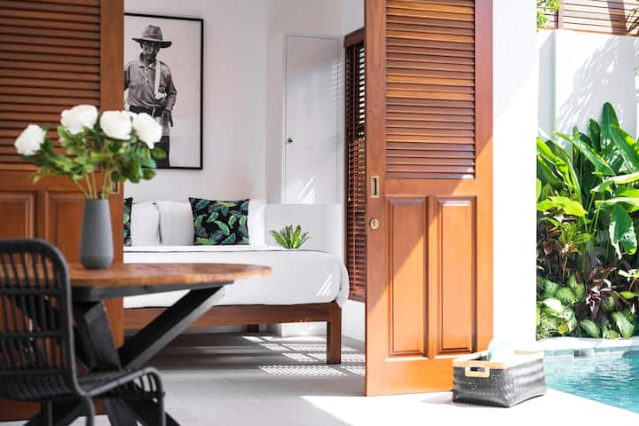 Hide away in Style in Gorgeous 1BR Seminyak