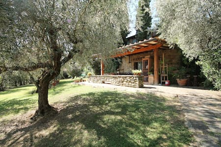 Charming&relaxing Villa on the hills of Florence - Città Metropolitana di Firenze - Villa