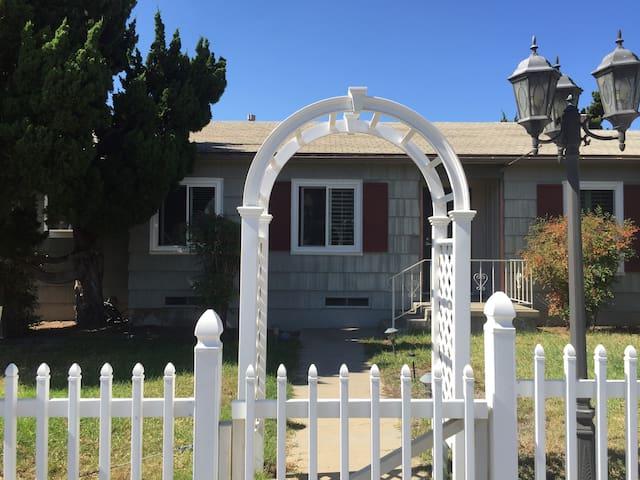 Cozy - La Mesa - Dům
