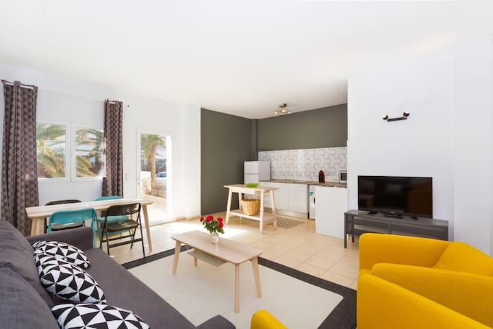 Apartamento recién renovado en Playa de Palma - Palma - Apartmen