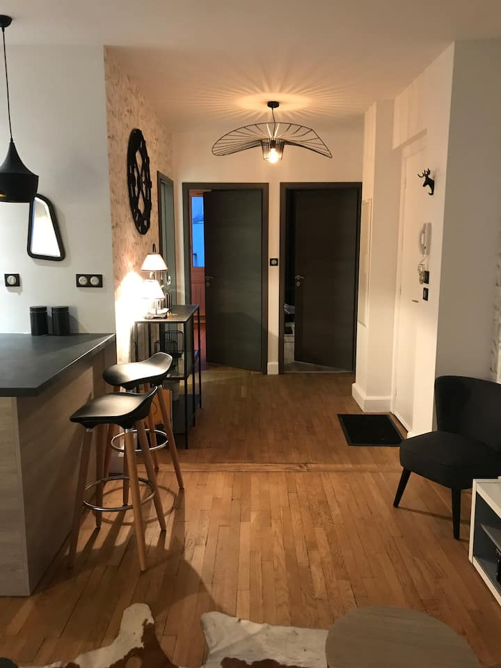 Appartement 2 chambres port sainte Catherine