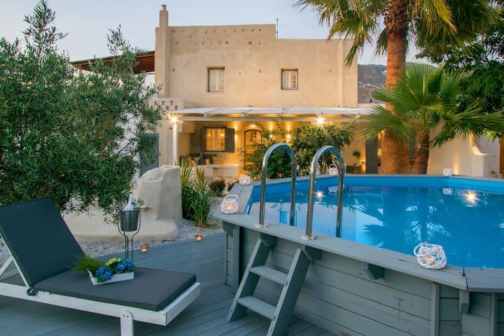 Archetypo Villa Naxos
