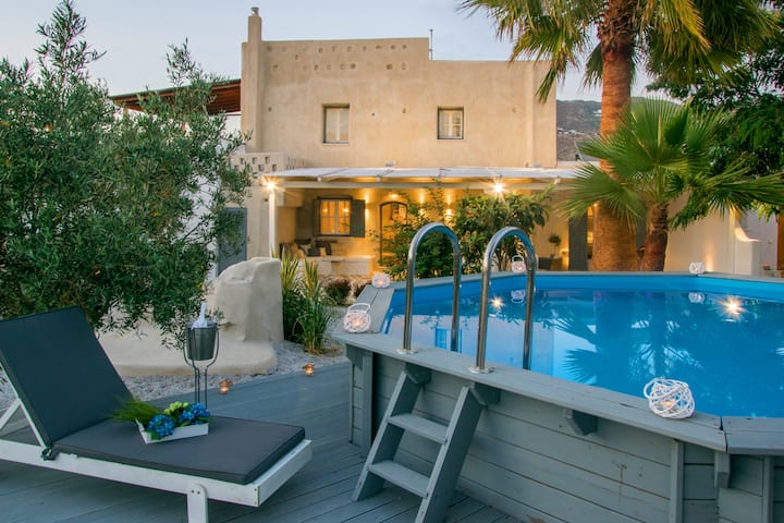 Archetypo Villa and Suites Naxos