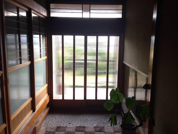 Hida furukawa farm house