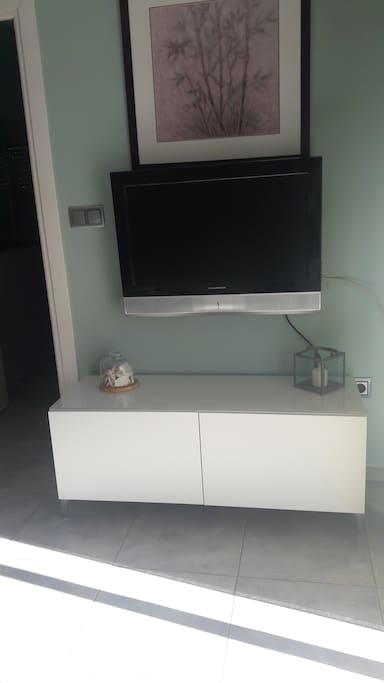 zona comun- comedor-tv