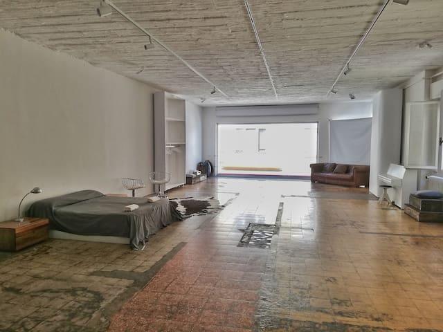 Loft open-space nel cuore di Rimini