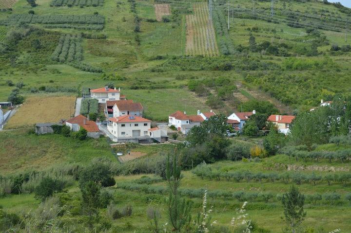 Casa 4 Estaçoes (maison 4 saisons)