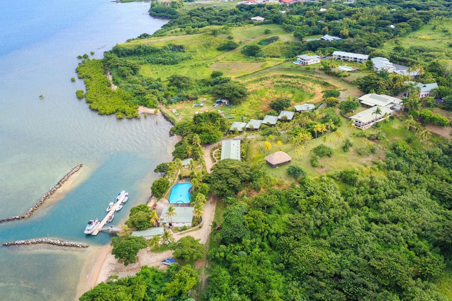 VUDA SEAVIEW 1 BEDROOM SELF CONTAINED APARTMENT 2