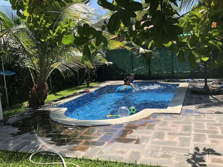 Casa de Playa en Isla de San Blas, La Libertad.