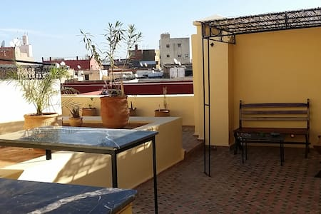 Lovely house in a quiet cul de sac. - Meknes - Casa