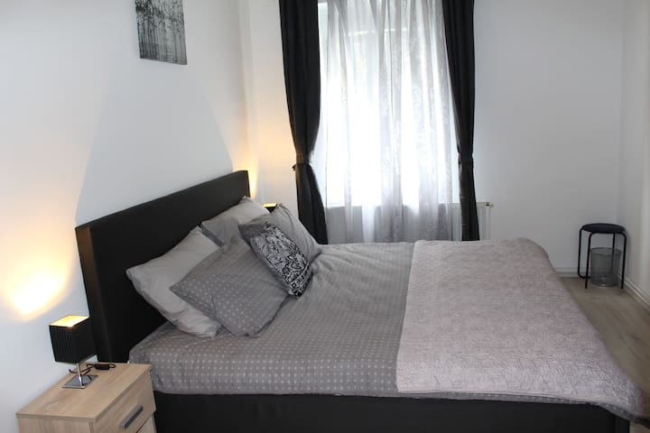 Superior private room in the Zagreb city centre