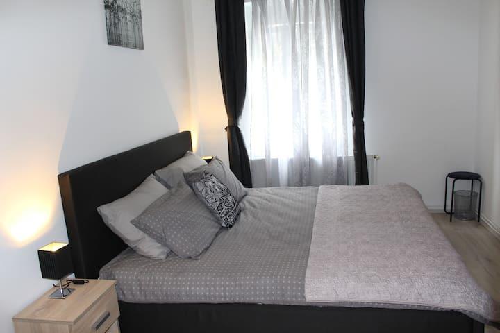 Superior private room in the Zagreb city centre
