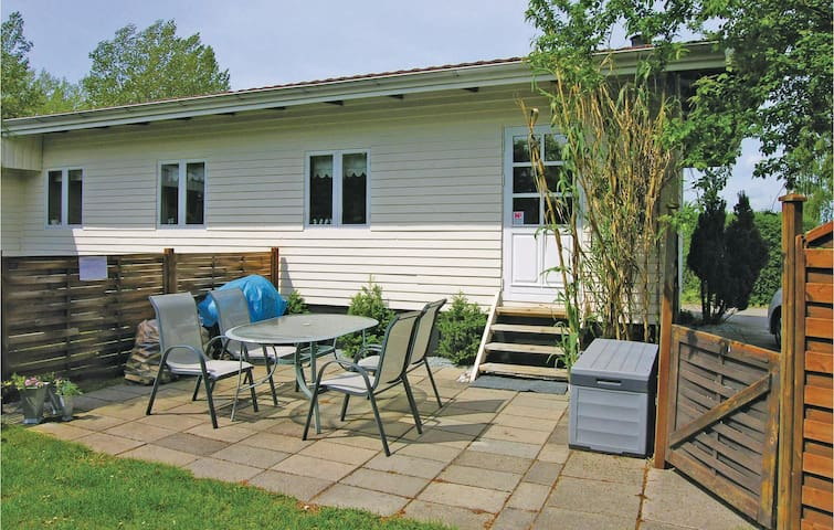 Holiday apartment with 2 bedrooms on 60m² in Nyborg