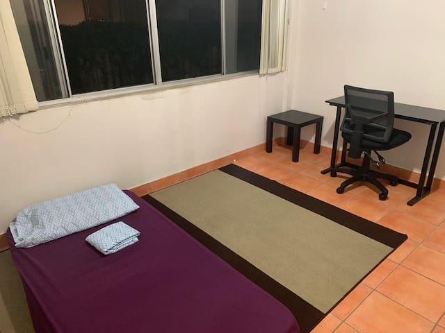 SINGLE BEDROOM at TARINGA, Brisbane.