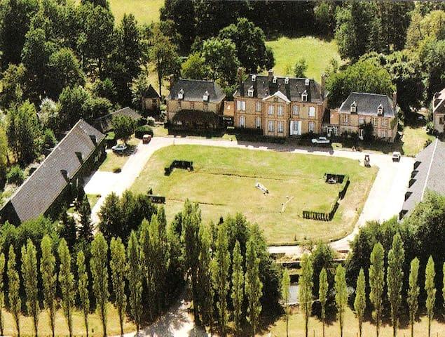Magnifique Château en Normandie - Orne