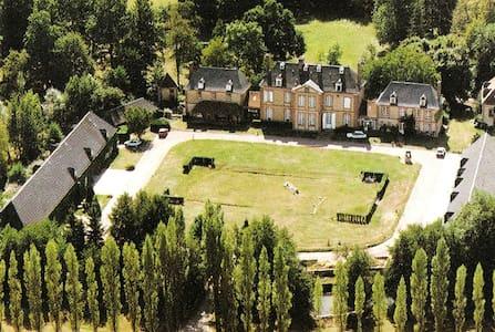 Magnifique Château en Normandie - Orne - 성