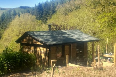 The Hafod Hut