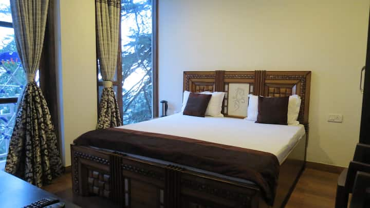 Cedar View Home- 2BHK Claridge's Residency,Shimla