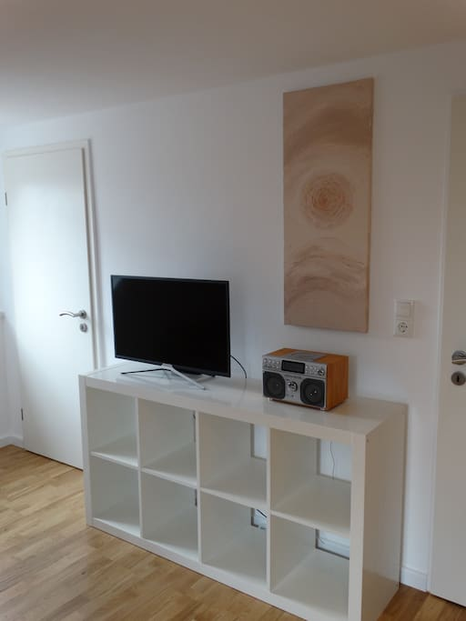 Wohnzimmer - Fernseher