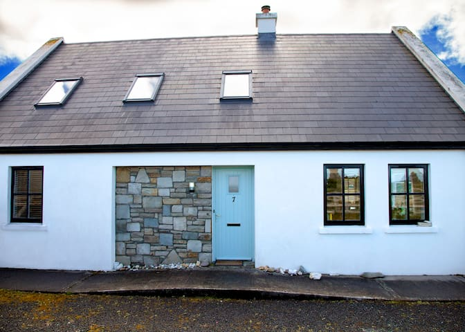 7 Beach Cottages, Dugort, Achill - Dugort - Casa