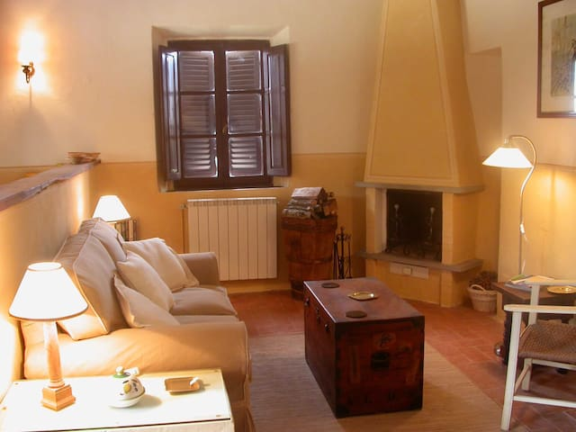 Tuscan dreamy, cozy place to stay! - Lucignano - Flat