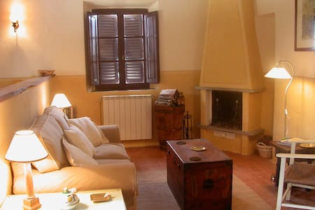 Tuscan dreamy, cozy place to stay! - Lucignano