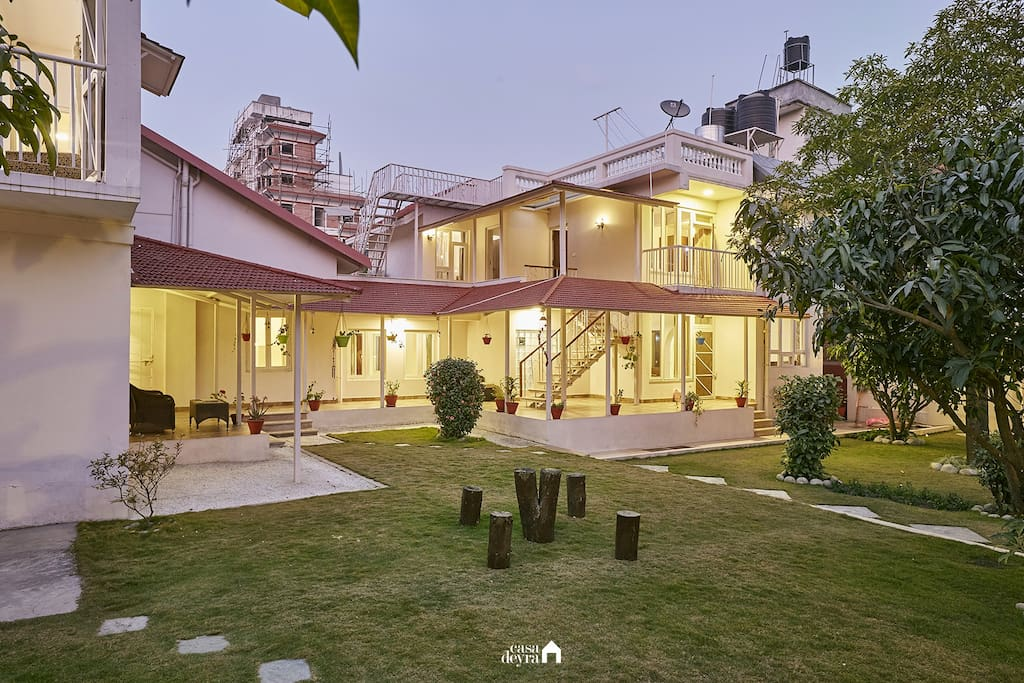 Rani kunj Bed and Breakfast by Casa Deyra..  Stay here once, and we promise your return :)