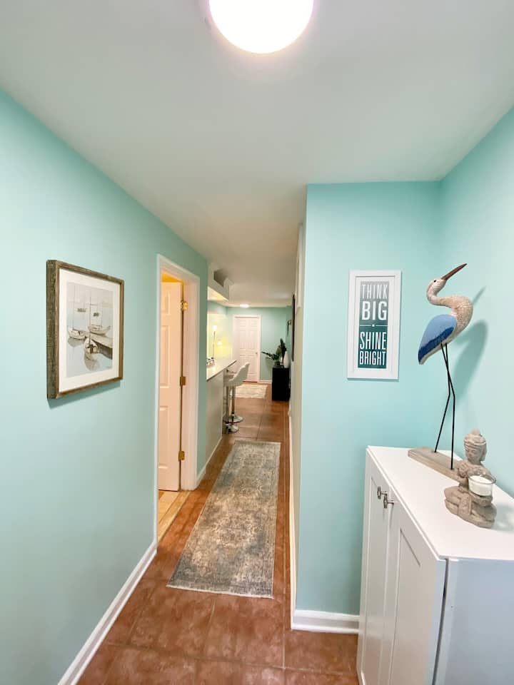 Cozy Private 2 Bed Apartment in Falls Church