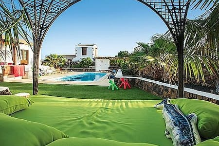 Villa Sonrisa - Lajares