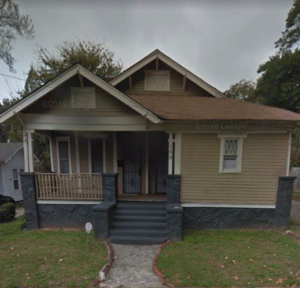 Older Victorian style home .. totally renovated !