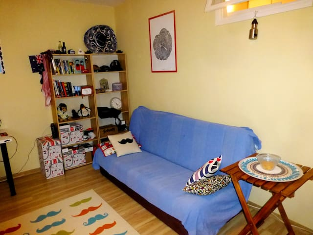 Homely apartment in calm area:) - Warszawa - Apartament