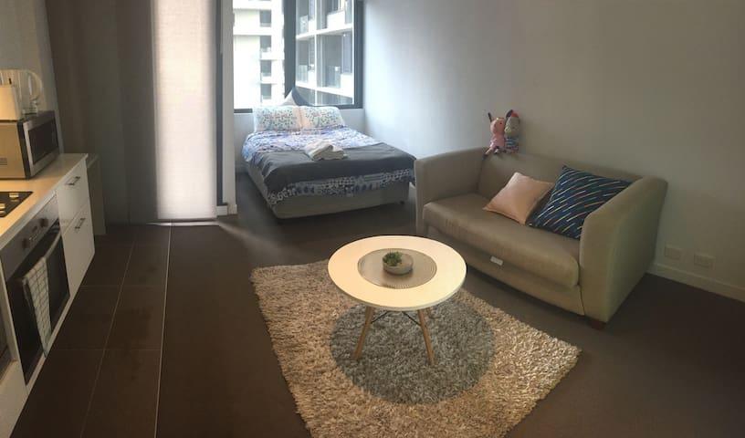 CBD市中心舒適公寓